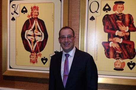 Director of Poker Ryan Beauregard Discusses Plan for New Poker Room at Wynn