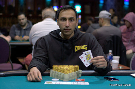 Winter Super Stack Has Hot Start; Davey Singh Wins Event #1