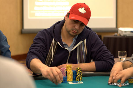 Phil Sousa Leads Winter Super Stack Main Event Day 1a