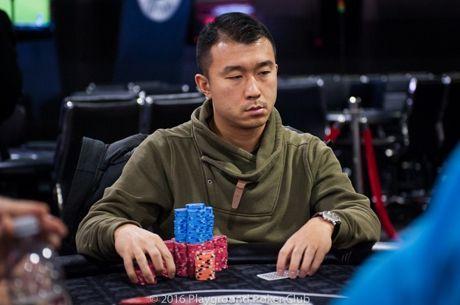 TonyBet Main Event Down to Six; Jiachen Gong Leads