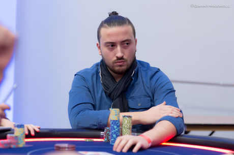 2016 EPT Dublin Main Event Day 1a: 147 Show Up, 79 Advance, Gilles Bernies Leads