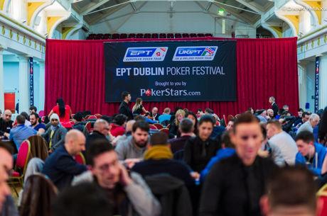 Side Events Dublin: 07Papi e inca7bar ITM no High Roller UKIPT & Cesário 8º no PLO