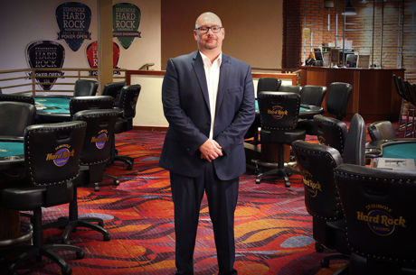 Get to Know Seminole Hard Rock Hotel & Casino Director of Poker Operations Bill Mason