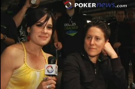 Pohled zpět:  Vanessa Selbst 2008 vítězka náramku