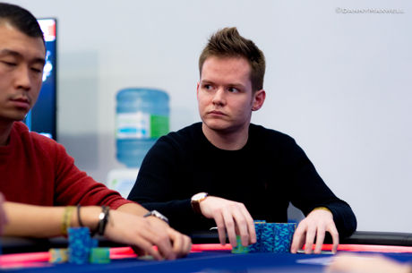 2016 EPT Dublin Main Event Day 3: Bubble Bursts, 45 Remain, and Alex Goulder Leads