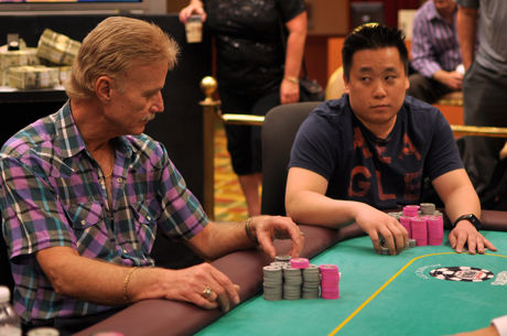Reading Poker Tells Video: Eye Contact and Staring from Waiting-for-Action Players