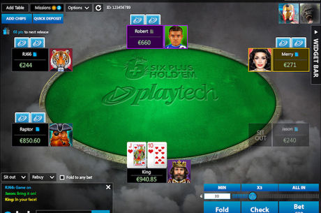 Six-Plus Hold'em Hits Bet365 And the iPoker Network on Feb. 22