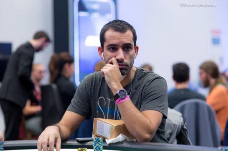 João Vieira 23º no High Roller (€19.3740); Sergey Lebedev Lidera 13 Finalistas
