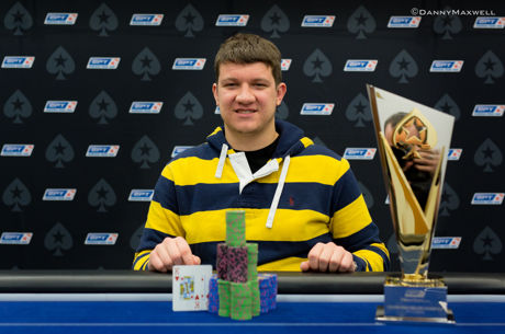 Samuel Panzica Wins EPT Dublin €10,300 High Roller for €375,770