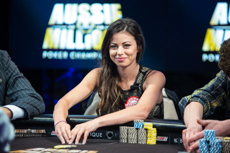 Изгряваща покер звезда: Samantha Abernathy