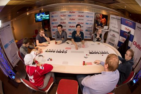 The vic poker room tournament schedule