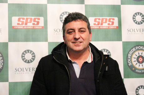 Rui Dores Lidera Mesa Final da Etapa #3 da Solverde Poker Season 2016