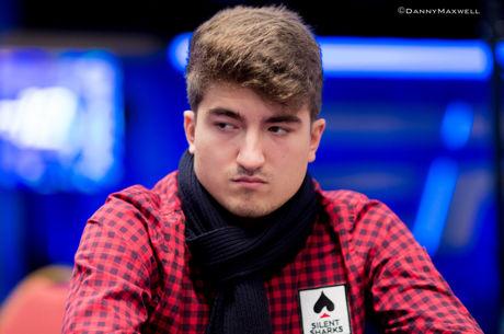 Aposta entre Dzmitry Urbanovich e Vanessa Selbst com Odds de 200:1