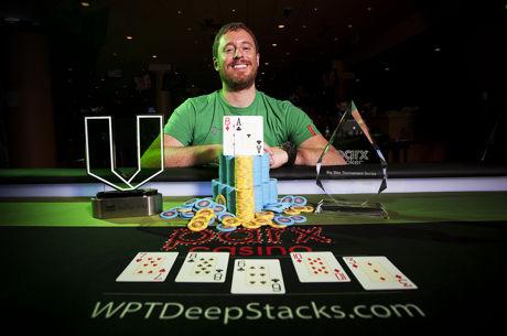 Brent Roberts wygrywa WPTDeepStacks w Parx i zgarnia $205,944
