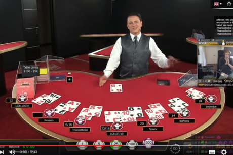 [VIDEO] This is What Happens When You Bet $5k On a Single Hand