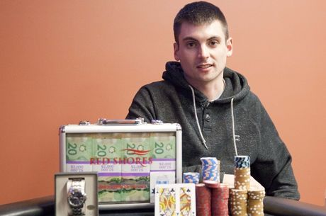 Matt Wilkins Wins Deep Freeze Bounty for $17,500