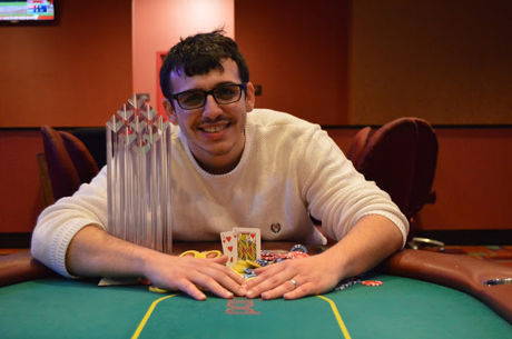 Matt Mendez, Nick Gerrity Chop Parx Big Stax High Roller