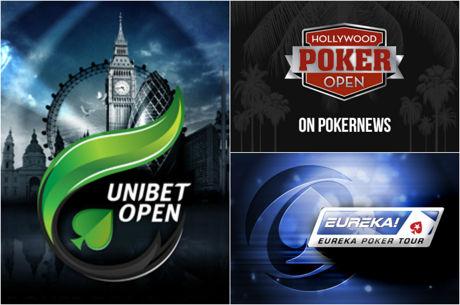 Sledujte živě právě teď na PokerNews!