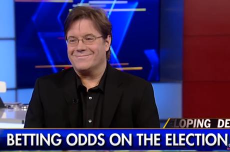 Jamie Gold foi à Fox News Falar das Odds dos Candidatos Presidenciais nos EUA