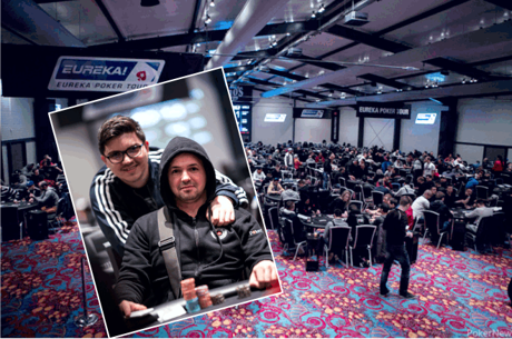 Noua romani trec in ziua 2 a Main Eventului Eureka Poker Tour Rozvadov