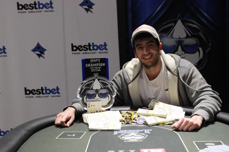 Arthur Andrade Wins 2016 MSPT bestbet Jacksonville Main Event for $112,990