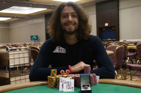Igor Kurganov Bags WSOP Circuit Ring in Bally's High Roller Event