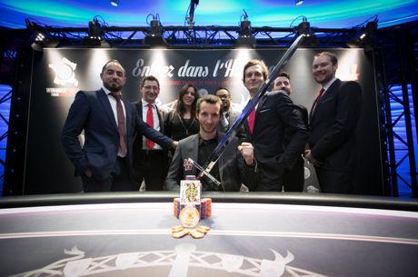 Winamax Poker Tour : Qualifié pour 0€, Cyril Georges encaisse 103 500€ et le trophée