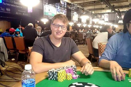 """""""Merit Poker Western II"""" serijos """"High Roller"""" mūšyje Arūnas Sapitavičius liko 8-as"""