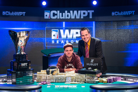 Matt Salsberg is Top Canadian in WPT Bay 101 Shooting Star; Stefan Schillhabel Wins $1.3M
