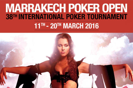 PokerNews To Cover the Marrakech Poker Open Main Event March 17-20