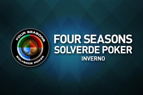 Four Seasons Solverde Poker: Calendário de Norte a Sul (16 a 20 Março)