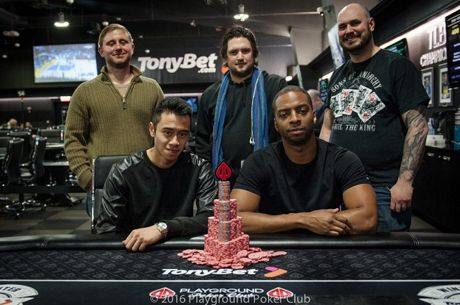 Ruben Perceval Wins $21,000 on a $150 Entry in TonyBet Power Weekend