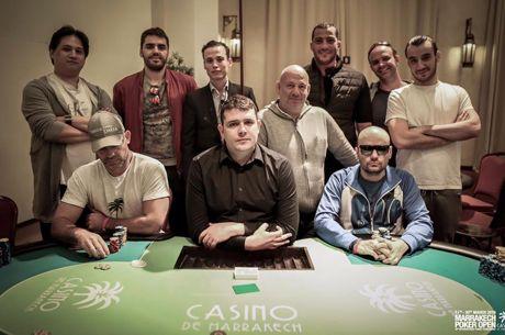 Henrique Pinho 8º no Evento #5 Marrakech Poker Open 2016