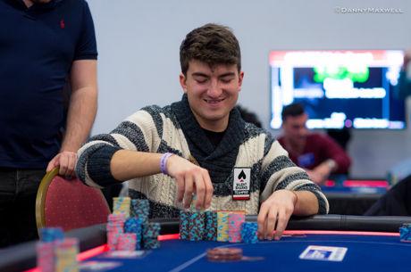 Niesamowity Dima Urbanowicz czwarty w turnieju online Silent Sharks!