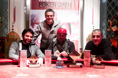 Henrique Pinho Vence Main Event Marrakech Poker Open 2016 (€35.723)