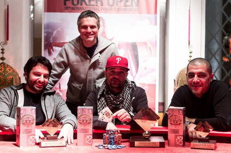 Portuguese Pro Henrique Pinho Wins 2016 Marrakech Poker Open for Largest Live Score