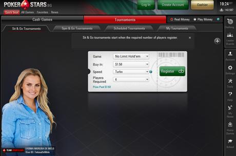 Промени в рейк структурата на PokerStars влизат в сила oт...