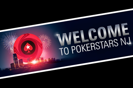 PokerStars Experiences a Healthy Launch Day in New Jersey