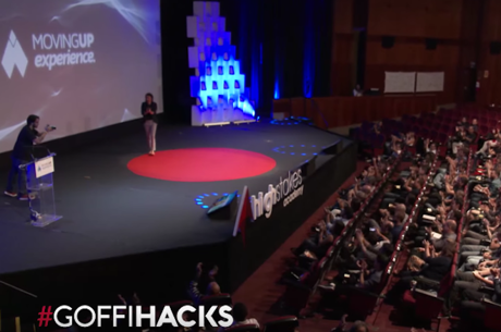 #GOFFIHACKS 19 - Ao Vivo do Moving Up Experience