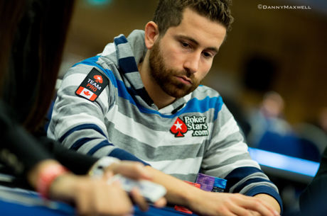 Global Poker Index: Duhamel Falls to No. 4 and McDonald Still Leads Team Canada