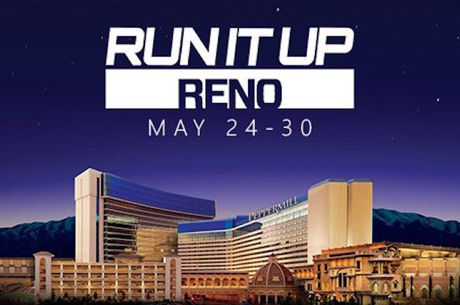 Jason Somerville's 2016 Run It Up Reno To Take Place May 24-30 at Peppermill Resort