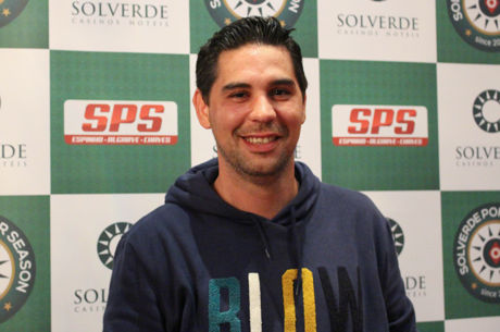 Simão Gomes Lidera Dia 1 da Etapa #4 Solverde Poker Season 2016