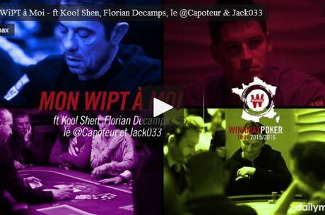 Mon WiPT à moi, le docu vidéo dans la tête de Kool Shen, Flo Decamps, Le Capoteur et Jack033