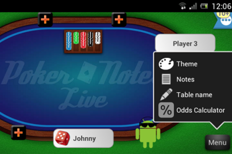 Visati un HUD la pokerul live? Faceti cunostinta cu aplicatia Poker Notes Live