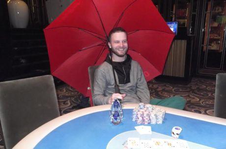"""Aleksandras Rusinovas - """"Spring Cup"""" pagrindinio turnyro laimėtojas!"""
