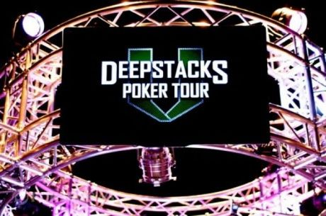 Ryan Smith Takes Player of the Series at DeepStacks Poker Tour Calgary