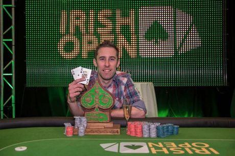 Daniel Wilson Wins Irish Open for €150,000; Two Double Eliminations at Final Table