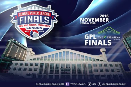 Final da Global Poker League será Jogada na Wembley Arena