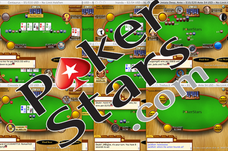 Tacuara, 07Papi e inca7bar Picam o Ponto na PokerStars