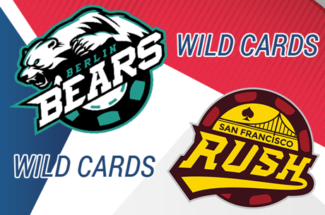 Wildcards Global Poker League: Bill Perkins é Surpresa nos Berlin Bears & Mais